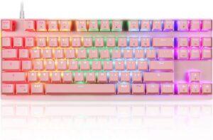 best gaming keyboards under 50