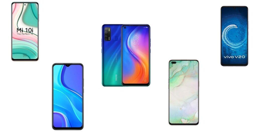 best smartphones under 25000