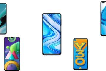 smartphone under 20000