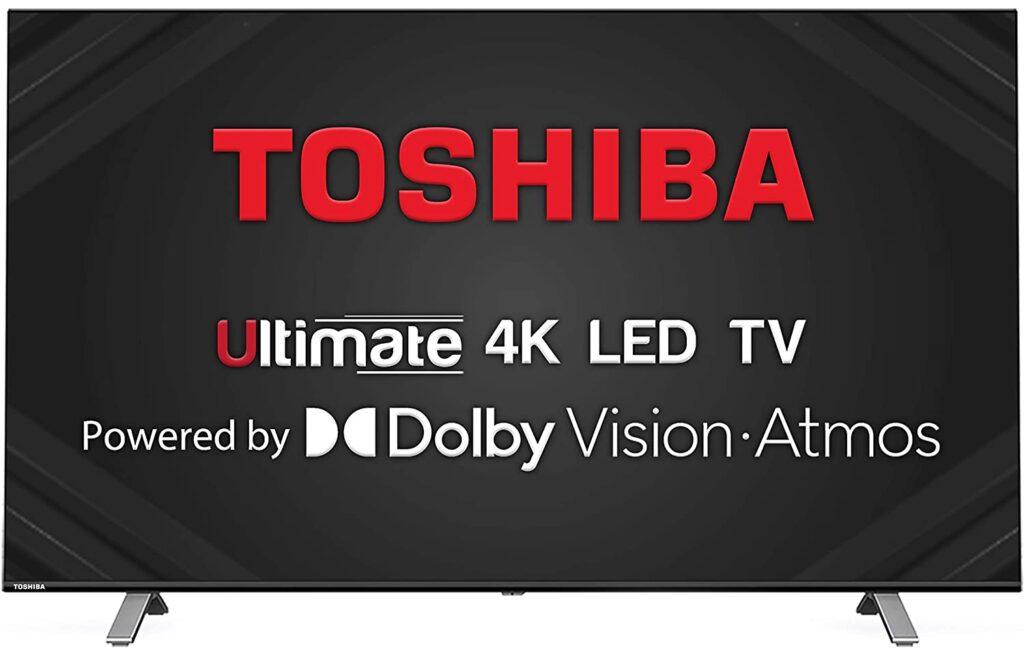 4K toshiba smart TV