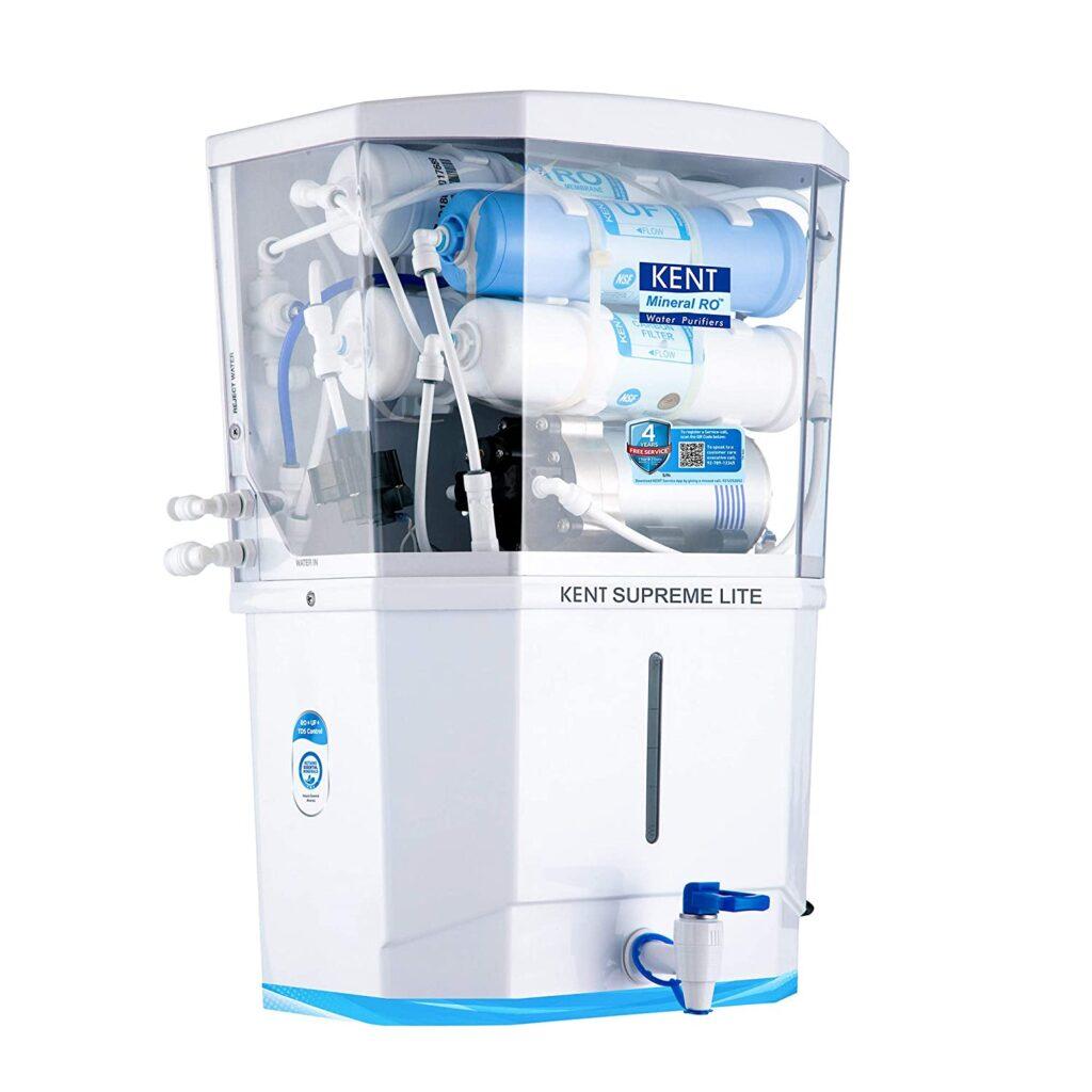 best kent water purifiers under 10000