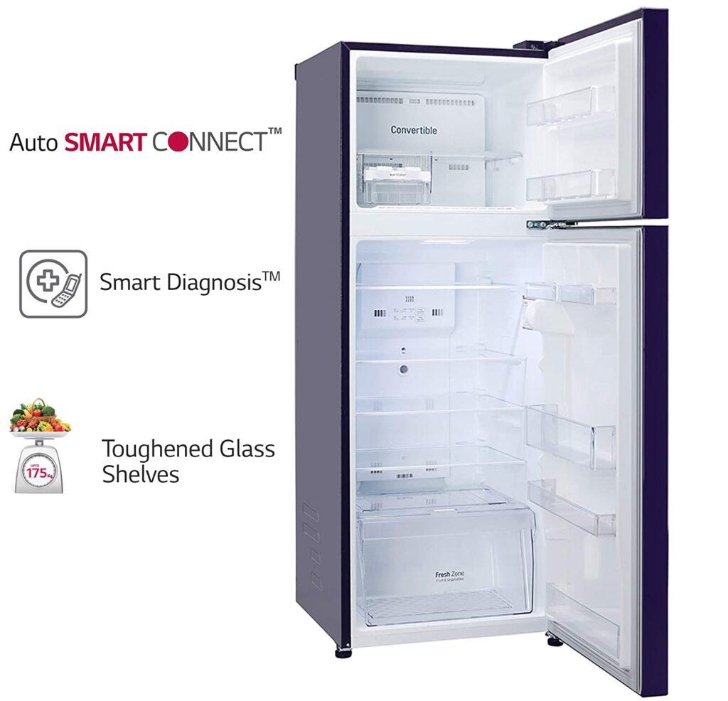 LG refrigerator under 30000