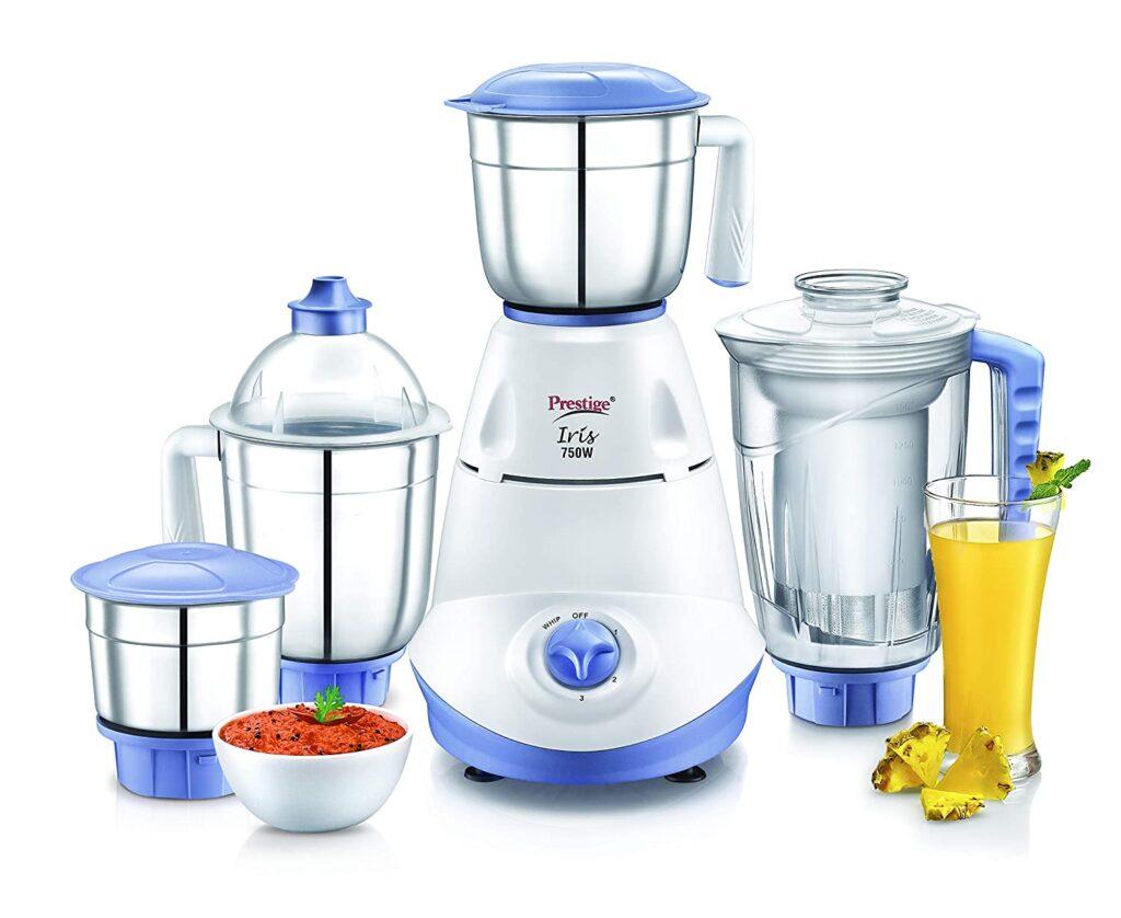 prestige mixer grinder and juicer
