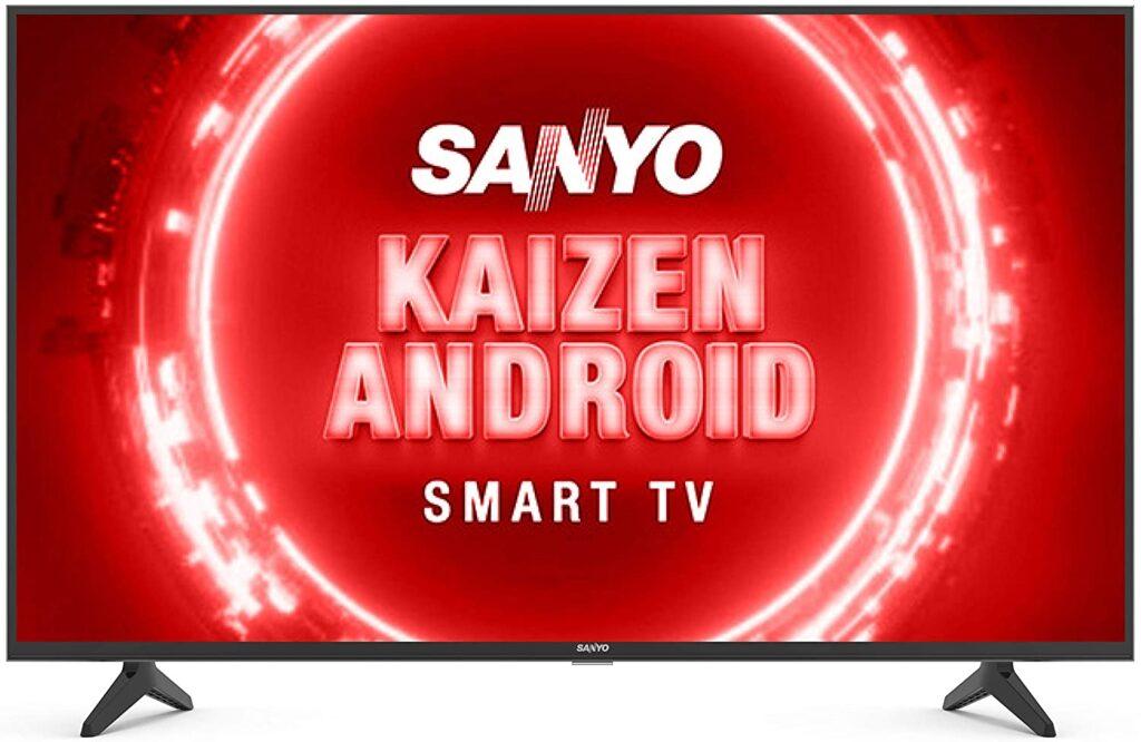 40-inch LED smart TV
