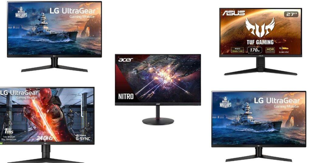 gaming monitor under 30000