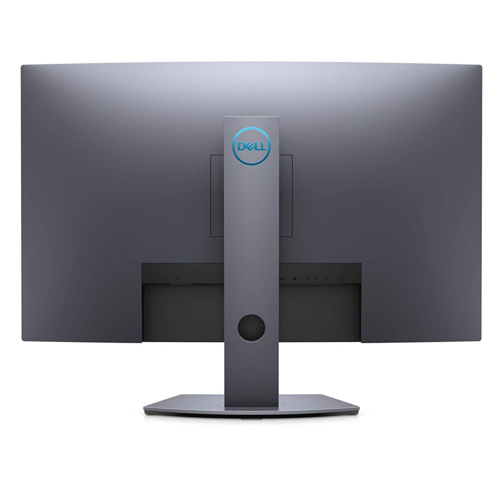 Dell 32 inch (81.28cm) Curved QHD Gaming Monitor