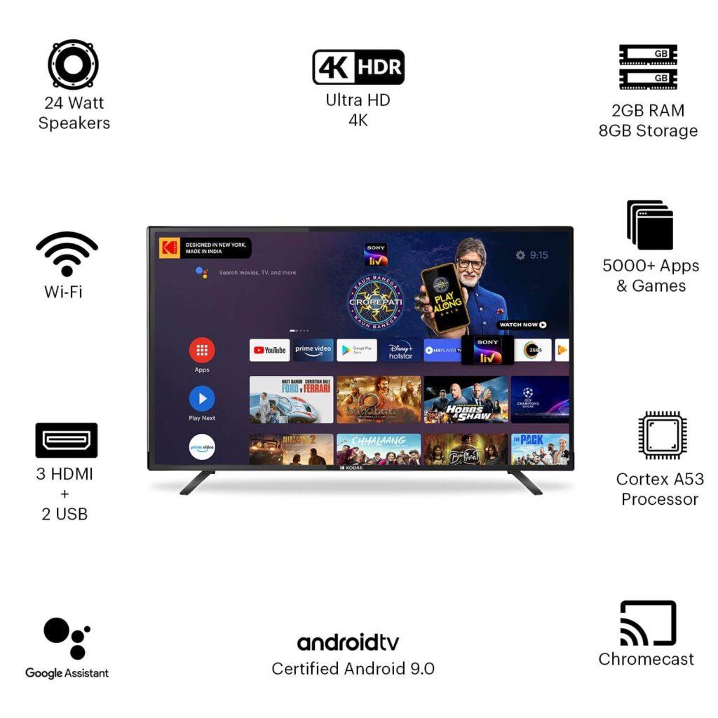 best smart tv