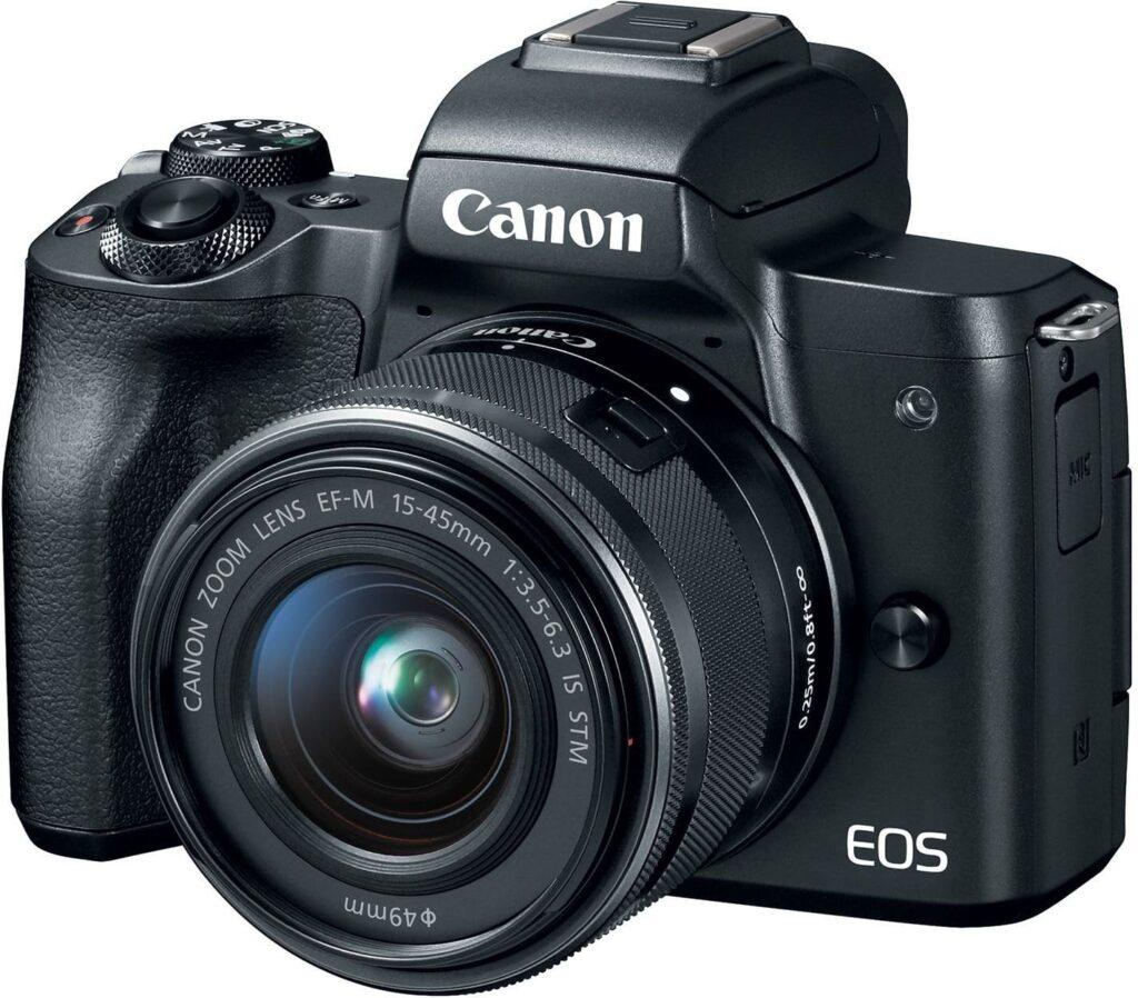 canon camera for video recording