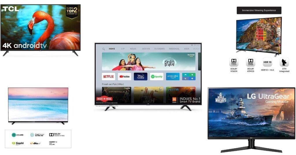 best smart TV under 40000