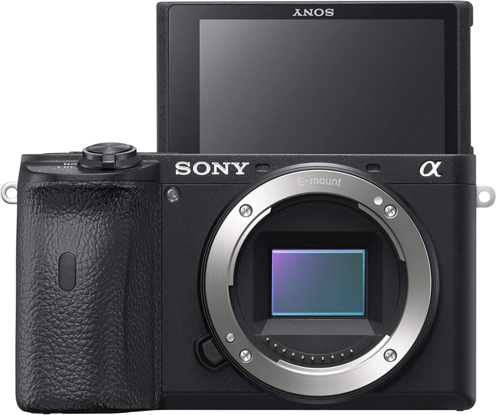 Sony Alpha ILCE-6600