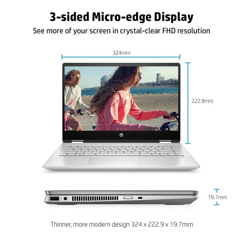 HP Pavilion x360 Touchscreen