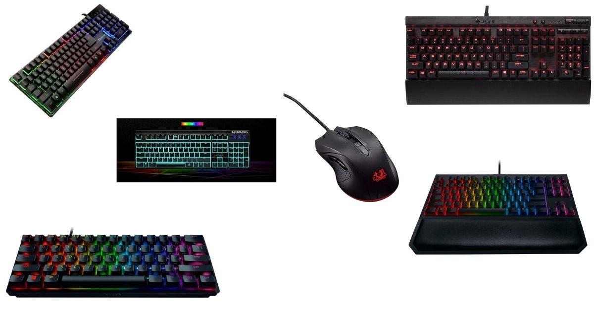 best gaming keyboard under 10000