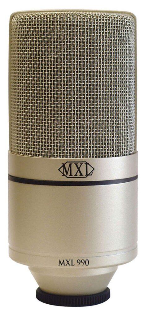 MXL Mics 990 Condenser microphone
