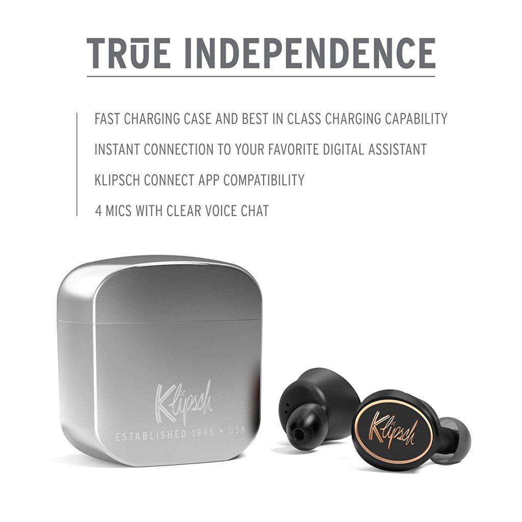 Klipsch T5 earphone